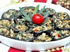 Àlvaro Rodrigues Antipasto, Chefs, Eggplant, Acai Bowl, Vegetarian Recipes, Oatmeal, Food And Drink, Appetizers, Low Carb