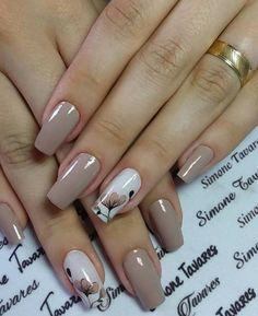 Nude Nails, Nail Manicure, Manicures, My Nails, Acrylic Nails, Nail Polish, Hair And Nails, Perfect Nails, Gorgeous Nails