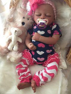 Biracial Reborn Baby Skyra