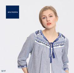 ana morena blouses