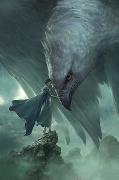 The Stunning Fantasy Artwork of Xiaodi Jin xiaodijin fantasyart digitalart Mythical Creatures Art, Mythological Creatures, Magical Creatures, Sea Creatures, Beautiful Creatures, Fantasy Artwork, Digital Art Fantasy, Fantasy Images, Illustration Fantasy