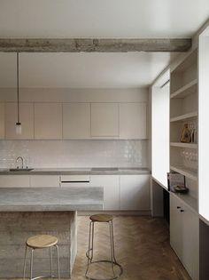 Simple clean minimal