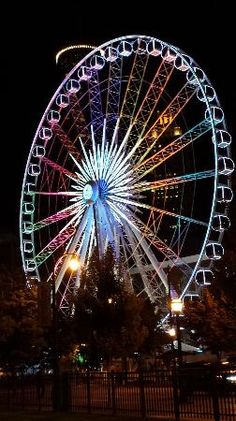 Skyview Atlanta gives you a one-of-a-kind, thrilling look at Atlanta from atop a 200-foot tall Ferris wheel.  Adult (Ages 13+) - $13.50 + tax Senior (Ages 65+) - $12.15 + tax Military - $12.15 + tax Child (Ages 3-12) - $8.50 + tax (Each Gondola must have an Adult riding with the children.)  Children 2 and Under - FREE