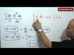 Integral resuelta por los Métodos de Sustitución y Partes: Julio Rios explica cómo obtener la integral del número de Euler elevado a la raíz cuadrada de X, utilizando dos Métodos de Integración: Sustitución y Partes