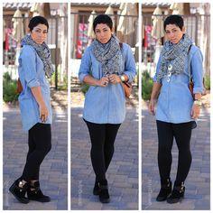Fashion, Lifestyle, and DIY: Benefit Winner + Shirt Dress OOTD