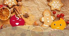 Ricette per i biscotti di Natale #biscotti #ricetta #Natale #babbonatale #bambini #dolci #xmas #idee