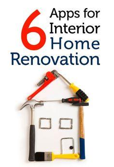 Home Renovation Apps home renovations: where do i start when i'm on a budget | house