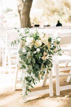 Al fresco vineyard wedding ceremony: http://www.stylemepretty.com/california-weddings/silverado/2016/05/10/whimsical-al-fresco-vineyard-wedding/ | Photography: Jenna Bechtholt -  http://jennabechtholtphotography.pixieset.com/
