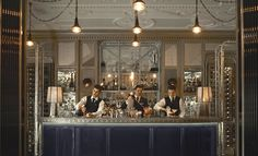 The Connaught Hotel bar, London Cocktail Bars London, Best Cocktail Bars, Cocktails Bar, Classic Cocktails, Drinks, Cocktail Recipes, Hotel Restaurant, Restaurant Design, Connaught Hotel