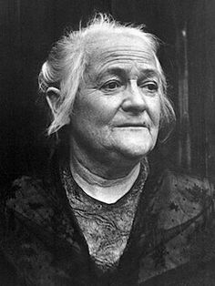 Clara Zetkin (German Marxist theorist, activist, and advocate for women's rights. In 1911, she organized the first International Women's Day)