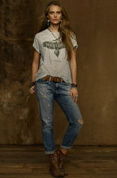 Denim and Supply Ralph Lauren Spring 2013 Collection