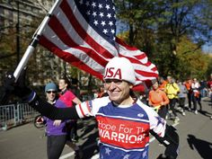 Mayor Michael Bloomberg eventually came around to public pressure and cancelled the New York City marathon ... But what did the runners caught in the fray think of it all?