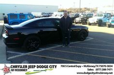 #HappyBirthday to Steven Holle from Joe Ferguson  at Dodge City of McKinney!