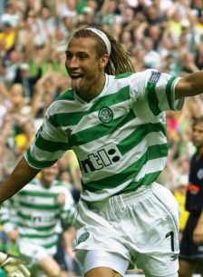 Lucky enough to have seen him play on many occasions, Celtic great.