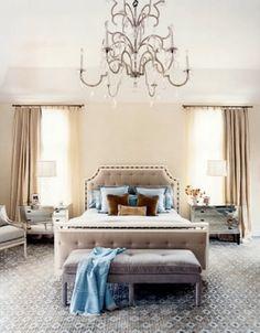 Bed Master: Literally - this is it. vaulteds & windows!!! gotta find that chandelier!