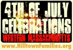 4th of July Celebrations & Fireworks in Western Massachusetts