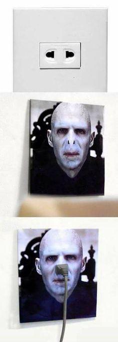 Voldermot Harry potter