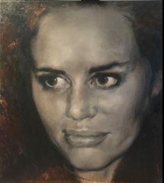 Me painted by Kari Nordnes