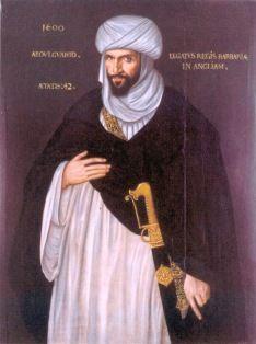 Abd el-Ouahed ben Messaoud ben Mohammed Anoun, Moorish Ambassador to Queen Elizabeth I