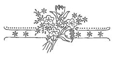 Embroidery Pattern from NI 035 a | Flickr. jwt