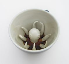 Creature Cups: A Wildlife Surprise in your Coffee Cup