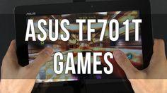 Asus Transformer Pad TF701T gaming performance on Tegra 4 (+playlist)
