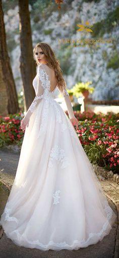 Victoria Soprano 2017 Wedding Dresses CAPRI / http://www.deerpearlflowers.com/victoria-soprano-2017-capri-wedding-dresses/