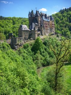 Burg Eltz: A tower for each son, Germany (by igor29768)
