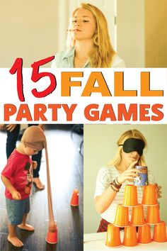 15+ Fall Games That Are Fun for Any Age - Play Party Plan
