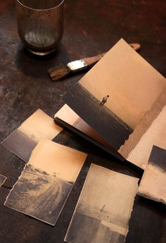 still making #BOOKS ! Just 875 left ! · On the edge of all maps · A kind of an #ARTIST BOOK