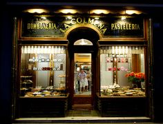 Barcelona - Pasteleria - nice and good | Flickr - Photo Sharing!