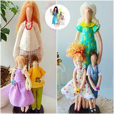 Купить Тильда-воспитательница с детьми - воспитателю, подарок воспитателю, детский сад, дети, тильда
