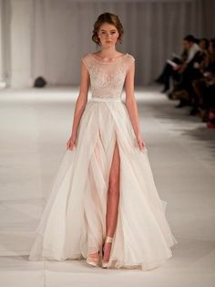 A-Linie/Princess-Stil U-Ausschnitt Ärmellos Kurze Ärmel Bodenlang Organza Abiballkleider - Formale Kleider