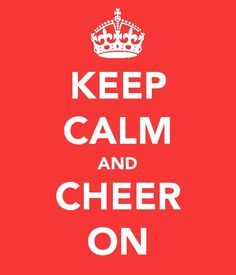 Need to print this out for my little cheerleader :)