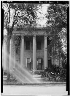 Swift Mansion, Columbus, Muscogee County, GA