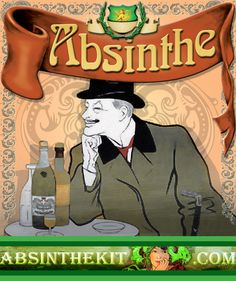 Welcome to Absinthe Kit - The only store that provides natural Absinthe never seen or tasted before. World Wide Shipping. Beer, Posters, Orange, Vintage, Ale, Postres, Banners, Billboard, Poster