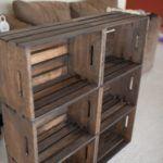 Crate bookshelf to do list: diy dvd storage, crate bookcase