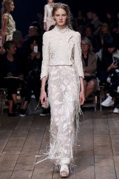 Александр Маккуин | Коллекции весна-лето 2016 | Париж | журнал Vogue