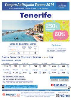 Tenerife, hasta 60% Compra Anticipada Bahía Príncipe Tenerife Resort, salidas desde Barcelona ultimo minuto - http://zocotours.com/tenerife-hasta-60-compra-anticipada-bahia-principe-tenerife-resort-salidas-desde-barcelona-ultimo-minuto-2/