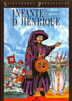 Portuguese Prince Henrique, the navigator - 1394/1460