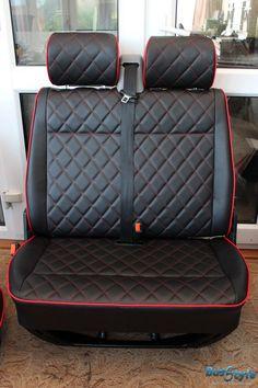 Volkswagen Transporter T4 переоборудование, перетяжка сидений, обшивка салона