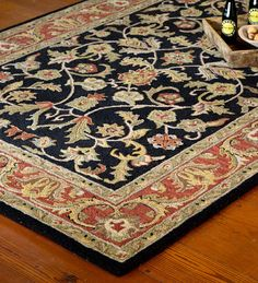 2' x 3' McLean Wool Rug | Wool Rugs