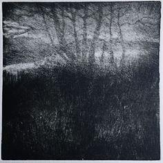 Gravure, Manière noire. Stéphane Humbert-Basset #Manière noire #Mezzotint #gravure