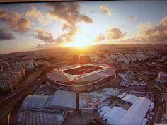 Estádio da Luz, SL Benfica