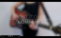 LIONT - KOMM MIT (Acoustic Cover)  #Liont #KommMit #LIONTTV #Youtube #Cover #mesinging #Germancover