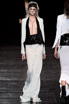 -  - Ann Demeulemeester-Givenchy