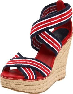 #sandals marine look