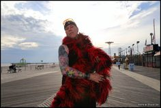 Frank Doggenstein, co-producer of Helsinki Burlesque by Stacie Joy
