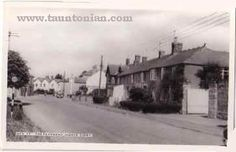The Pavement, North Curry, Somerset, England. Some of my ancestors were from North Curry - if you're researching the Denman, Broom or Baskett families, do get in touch! esjones <at> btopenworld.com