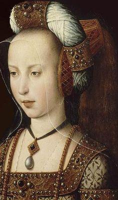 Marie de Bourgogne,Duchesse de Bourgogne (1457-1482),daughter of Charles the…